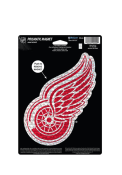Detroit Red Wings 6x9 Prismatic Magnet