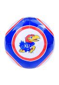 Kansas Jayhawks Official Size Soccer Ball
