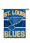 St Louis Blues 28x40 Blue Banner