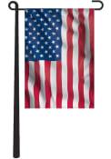 Americana 12.5x18 American Flag Garden Flag