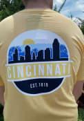 Cincinnati Squash Scenic Circle Short Sleeve T-Shirt