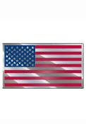 USA Flag Auto Emblem
