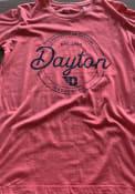 Dayton Flyers Womens Ella Seal T-Shirt - Red
