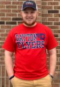 Dayton Flyers Red Slogan Tee