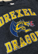 Drexel Dragons Grey #1 Design Tee