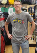 Drexel Dragons Grey Fade Out Tee