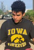 Iowa Hawkeyes Black No1 Tee