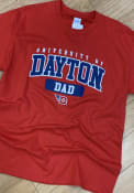 Dayton Flyers Red Dad Tee