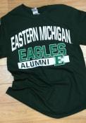 Eastern Michigan Eagles Green Alumni Tee