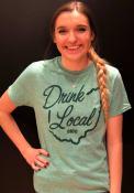 Ohio Green Drink Local Short Sleeve T Shirt