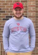 Dayton Flyers Archer T Shirt - Grey