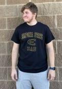 Emporia State Hornets Dad Graphic T Shirt - Black