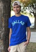 Dallas Royal Neon Arch Short Sleeve T-Shirt