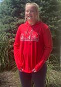 Cincinnati Rally Skyline Hooded Sweatshirt - Red