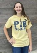 Ohio PIB T Shirt - Yellow