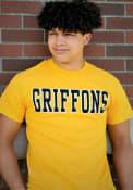 Missouri Western Griffons Gold Mascot Tee