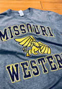 Missouri Western Griffons Grey #1 Design Tee