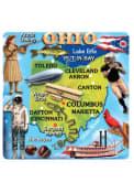 Ohio Fiberboard Ornament