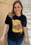 Mother's Brewing Company MO Beer Black Short Sleeve T-Shirt