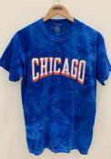 Chicago Rally Bridge Arch T Shirt - Blue