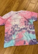 Cleveland Youth Rally CLE Square T-Shirt - Purple