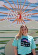Kansas Rally Flint Hills T Shirt - Teal