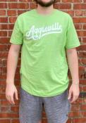 Manhattan Rally Tail Script T Shirt -