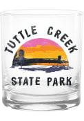 Manhattan Tuttle Creek 14 OZ Rock Glass
