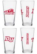 Drury Panthers 16OZ Team Logo Pint Glass