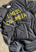 Rally Missouri Black I Miss Columbia Short Sleeve T Shirt