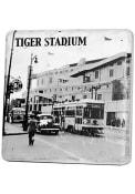 Detroit Historic Tiger Stadium 4x4 Coaster