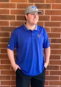 St Louis Blues Antigua Stiker Polo Shirt - Blue