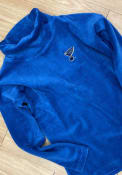 St Louis Blues Womens Antigua Glory Crew Sweatshirt - Blue