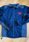 Dayton Flyers Antigua Revolve Light Weight Jacket - Navy Blue