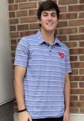 Dayton Flyers Antigua Sensation Polo Shirt - Navy Blue