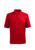Duquesne Dukes Antigua Pique Xtra-Lite Polo Shirt - Red