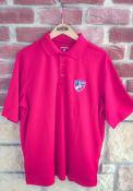 FC Dallas Antigua Pique Xtra-Lite Polo Shirt - Red