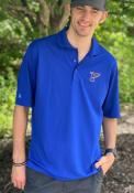 St Louis Blues Antigua Xtra-Lite Polo Shirt - Blue