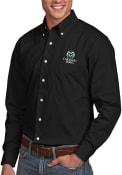 Colorado State Rams Antigua Dynasty Dress Shirt - Black