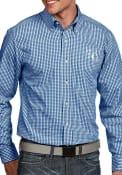 Kansas City Royals Antigua Associate Dress Shirt - Blue