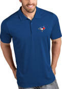 Toronto Blue Jays Antigua Tribute Polo Shirt - Blue