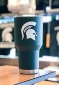 Michigan State Spartans Team Logo 30oz Stainless Steel Tumbler - Green