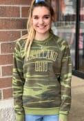 Cleveland Champ Crew Crew Sweatshirt - Green