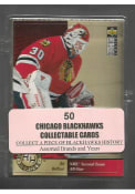 Chicago Blackhawks 50 Pack Collectible Hockey Cards