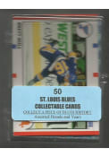 St Louis Blues 50 Pack Collectible Hockey Cards