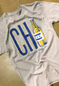 Chitown Clothing Chicago Grey Local Brew Short Sleeve T Shirt