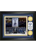 St Louis Blues 2019 Stanley Cup Banner Raising Bronze Coin Plaque