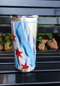 Tervis Tumblers Chicago Flowing Flag 20oz Stainless Steel Tumbler - Light Blue