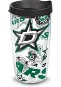 Dallas Stars All Over Wrap 16oz Tumbler