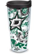 Dallas Stars All Over Wrap 24oz Tumbler